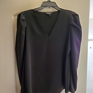 Long sleeve blouse. Used good condition